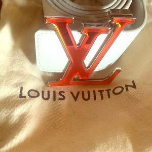 Louis Vuitton belt authentic